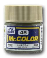 Краска Mr. Color (sail color, C45)