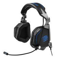 Игровая гарнитура Mad Catz F.R.E.Q.ТЕ Stereo Headset - Black (MCB434120002/02/1)