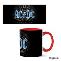 "Кружка ""AC/DC"" (441, красная)"