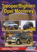Isuzu Bighorn, Isuzu Trooper, Opel Monterey 1991-2002 гг.