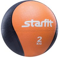 Медбол Pro GB-702 (2 кг; оранжевый)