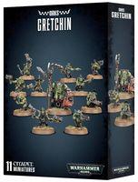 Warhammer 40.000. Orks. Gretchin (50-16)