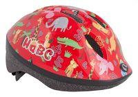 """Шлем велосипедный """"Funq Animals"""" (красный; р. 48-54)"""