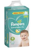 "Подгузники ""Active Baby-dry Maxi"" (9-14 кг; 132 шт.)"
