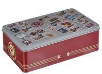 """Коробка для бытовых нужд """"Почтовые марки"""" (20х13х6,5 см)"""
