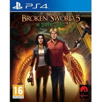 Broken Sword 5 - the Serpent`s Curse (PS4)