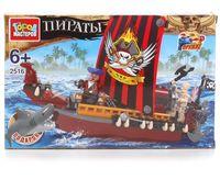 """Конструктор """"Пираты. Корабль"""""""