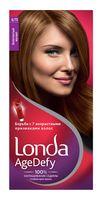 """Крем-краска для волос """"Londa AgeDefy"""" тон: 6/73, золотистый мускат"""