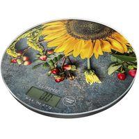 Кухонные весы Lumme LU-1341 (летние цветы)