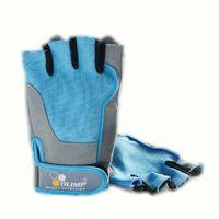 "Перчатки для фитнеса ""Fitness One"" (синие; XL)"