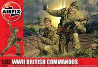 """Набор миниатюр """"WW.II Британские командос"""" (масштаб: 1/32)"""