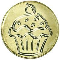 """Сменная насадка для восковой печати """"Пирожное"""" (16 мм)"""