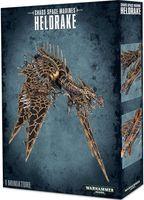 Warhammer 40.000. Chaos Space Marine. Heldrake (43-15)