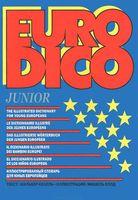 EURODICO Junior. Иллюстрированный словарь для юных европейцев