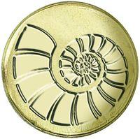 """Сменная насадка для восковой печати """"Ракушка"""" (16 мм, арт. MSH727SHL)"""