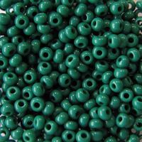 Бисер №53240 (зеленый)