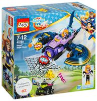 "LEGO DC Super Hero Girls ""Бэтгерл: погоня на реактивном самолете"""