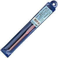 Крючок для вязания с пластиковой ручкой (металл; 2.0 мм; арт. HP)