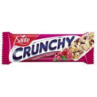 """Батончик глазированный """"Crunchy. Сranberry & Raspberry"""" (40 г)"""