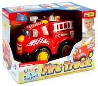 Пожарная машина (со световыми и звуковыми эффектами; арт. 049338)