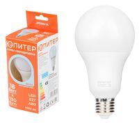 Лампа светодиодная Стандарт А60 18 Вт/4000/Е27