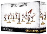 Warhammer Age of Sigmar. Daughters of Khaine. Witch Aelves (85-10)