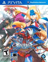 BlazBlue: Continuum Shift Extend (PSVita)