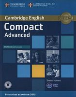 Compact Advanced. C1. Workbook with Answers (+ CD)