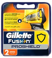 "Кассета для станка ""Gillette Fusion ProShield"" (2 шт.)"