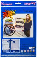 """Пакет для хранения одежды """"Вакуум"""" (60х80 см)"""