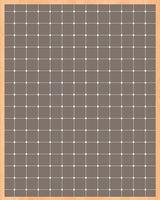 """Простыня хлопковая на резинке """"Classic"""" (90х200 см)"""