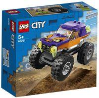 """LEGO City """"Монстр-трак"""""""
