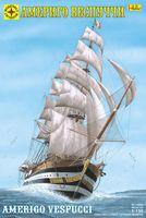 "Корабль ""Америго Веспуччи"" (масштаб: 1/150)"