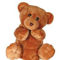 "Мягкая игрушка ""Кукла на руку. Медведь"" (27 см)"