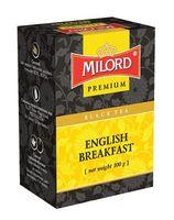 """Чай черный листовой """"Milord. Английский завтрак"""" (100 г)"""