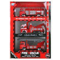 """Набор машинок """"Fire Rescue"""""""