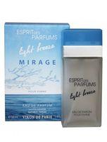 """Парфюмерная вода для женщин """"Легкий бриз. Мираж"""" (55 мл)"""