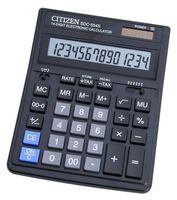 Калькулятор 14 разрядов CITIZEN SDC-554S