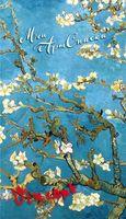 """Мои АртСписки """"Ван Гог. Цветущие ветки миндаля"""" (190x102 мм)"""