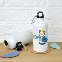 """Бутылка """"Fallout"""" (арт. 167)"""