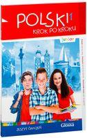 Polski krok po kroku. Junior 1. Zeszyt ćwiczeń (+ CD)