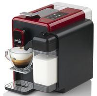 Кофеварка Caffitaly Bianca S22 (красный/черный)