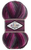 ALIZE. Superwash 100 №3326 (100 г; 420 м)