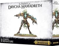 Warhammer Age of Sigmar. Sylvaneth. Drycha Hamadreth (92-15)