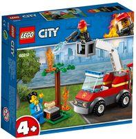 """LEGO City """"Пожар на пикнике"""""""