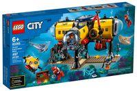 """LEGO City """"Океан. Исследовательская база"""""""
