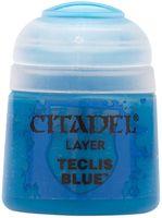 "Краска акриловая ""Citadel Layer"" (teclis blue; 12 мл)"
