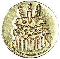 """Сменная насадка для восковой печати """"Торт"""" (16 мм, арт. MSH727CAK)"""