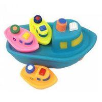 """Набор игрушек для купания """"Кораблики"""" (4 шт)"""