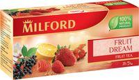 """Фиточай """"Milford. Фруктовая мечта"""" (20 пакетиков)"""
